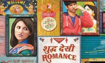 The effects of Shuddh Desi Romance?
