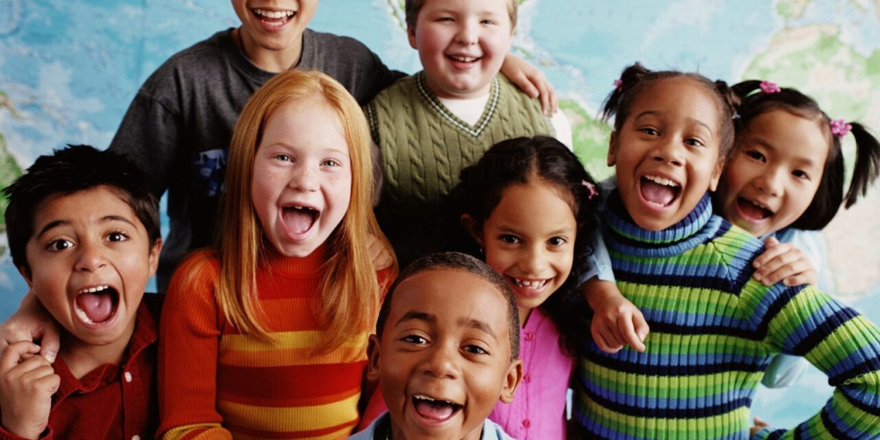 "Teach your kids ""Skin-Esteem"" for some strong ""Self-esteem"""