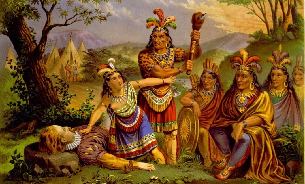 The Real Story of Pocahontas