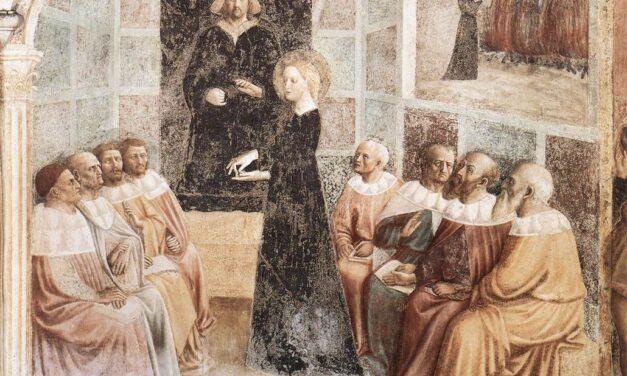 Hypatia of Alexandria – A story of Wisdom and Witchery