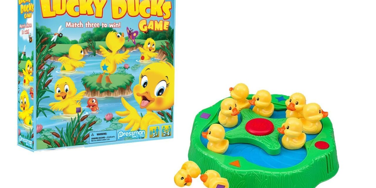 Review: Lucky Ducks Game