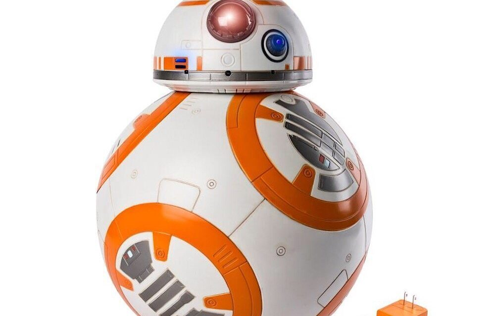 Review: BB-8 Hero Droid by Spin Master