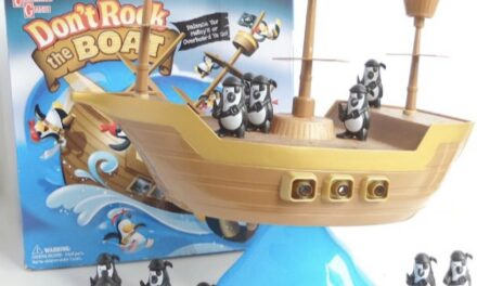 Review: Don't Rock the Boat by Play Monster