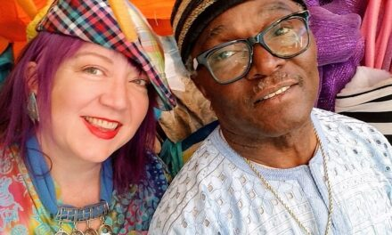 """Papa Siama and Auntie Dallas Talk about New Album """"The Land of Yangalele"""""""