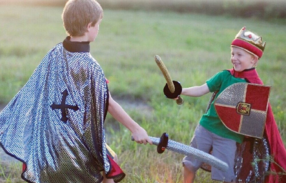 Review: Sword and Knight Shield by Great Pretenders