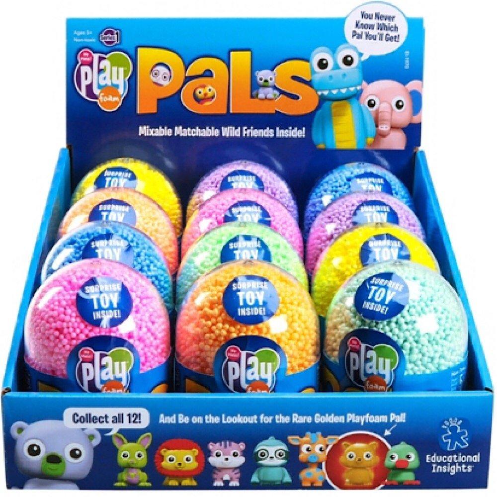 Playfoam Pals