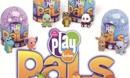 Review: PLAYFOAM Pals by Educational Insights