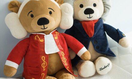 Virtuoso Bears: Interview with Inventor Joanna Skubisz