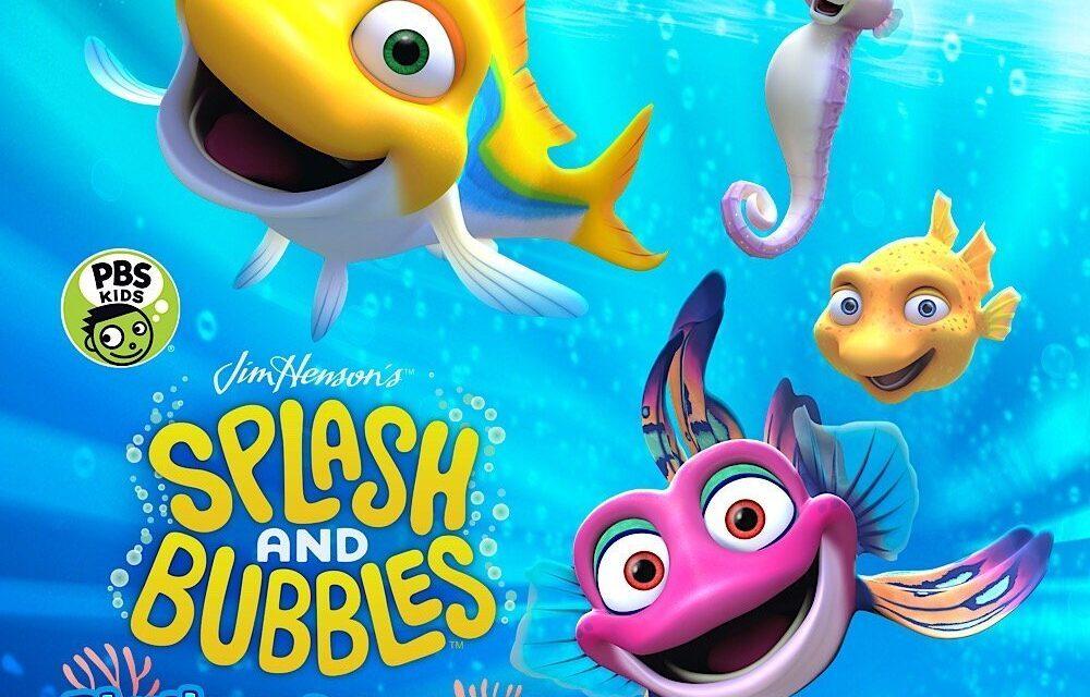 Splash and Bubbles TV Series Inspires Album: An Interview with John Tartaglia