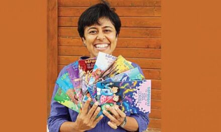The Gita for Children: Interview with Children's Author Roopa Pai
