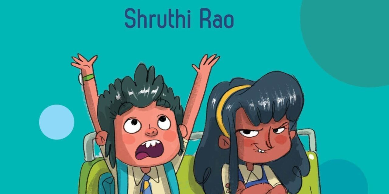 Book Review: Susie Will Not Speak by Shruthi Rao-Duckbill Publications