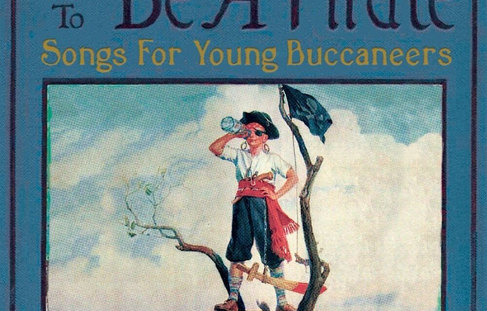 """Tom Mason and the Blue Buccaneers Release Album Titled """"If You Want To Be a Pirate: Songs for Young Buccaneers"""""""