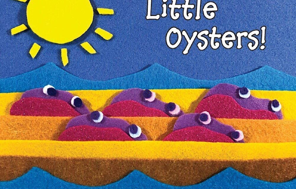 """Sukey Molloy Releases New Album """"Five Little Oysters"""""""