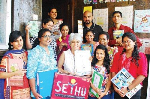 Sethu childhood sexuality workshop