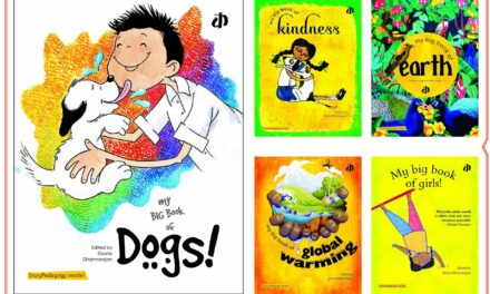 Katha's ThinkBook series: Nudging young readers to think beyond their immediate world