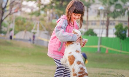 Pets At Home Can Boost Your Child's Well-Being And Promote Family Bonding