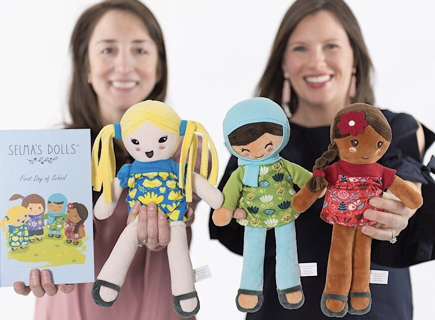Promoting acceptance and love for cultures, religions and abilities through dolls: Inventors Valerie Alva-Ruiz and Courtney Stillwagon on Selma's Dolls