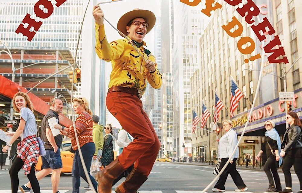 """Hopalong Andrew Releases """"Howdy Do! Songs of the Urban Cowpoke"""""""