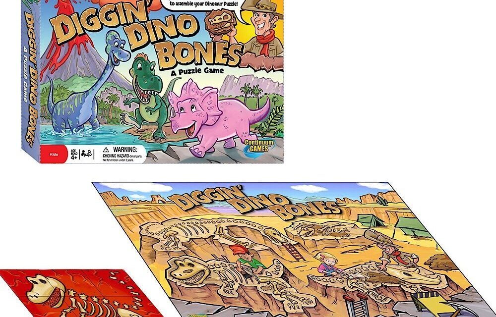 Continuum Games: Three Fun Games for the Holiday Season