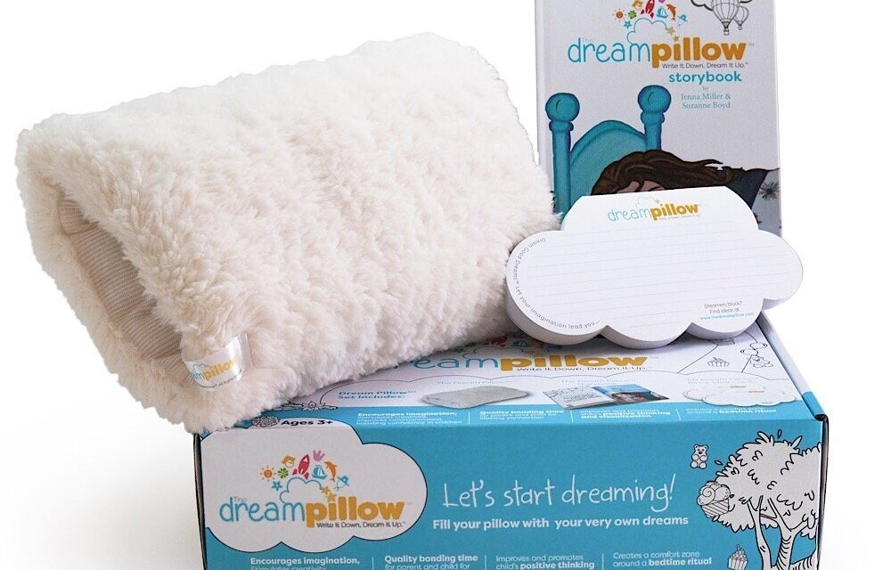 The Dream Pillow: Interview with Jenna Sellers Miller, Mother of Inventor Harper Miller