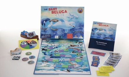 Baby Beluga Game: Interview with Game Inventor Suzanne Lyons