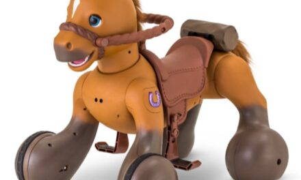 Rideamals Scout: An Amazing Interactive Ride-on from Kid Trax