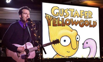 Gustafer Yellowgold Show: Interview with the Musical Artist