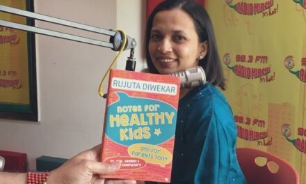 Notes For Healthy Kids: Health and Food Are Not That Complicated – Rujuta Diwekar