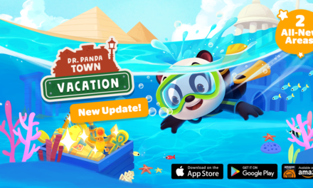 Dr. Panda Town: Vacation! Announces Two New Locations
