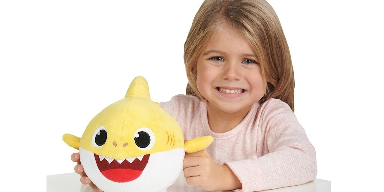 WowWee Releases Pinkfong Baby Shark Official Dancing Doll–Review