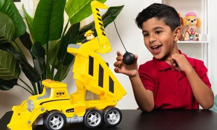PAW Patrol: Ultimate Rescue Construction Truck
