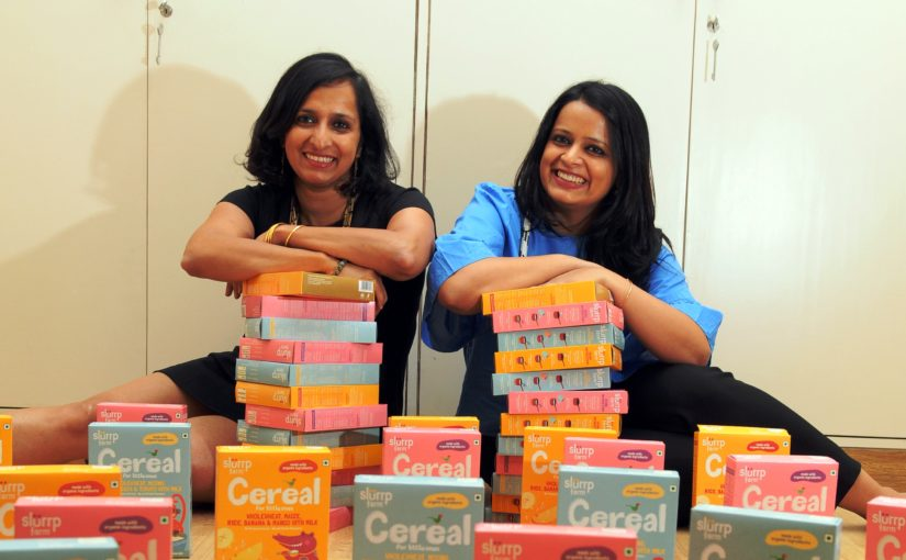 Millets Are The Superfoods Our Kids Are Missing: Slurrp Farm Founder-Duo Meghana Narayan and Shauravi Malik