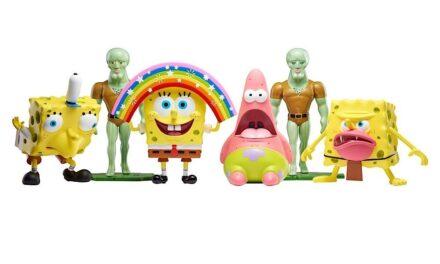 SpongeBob SquarePants Celebrates Turning 20 With New Toys from Alpha Group US!