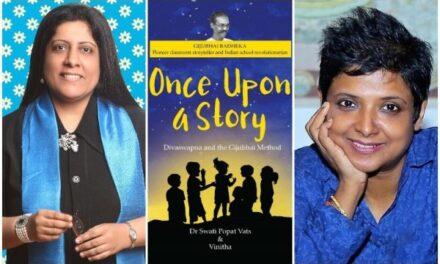 'Once Upon A Story' on Gijubhai Badheka: A Handbook For Every Educator