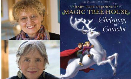 Thalia Kids' Book Club: Interview with Symphony Space Literary Programs Director Jennifer Brennan
