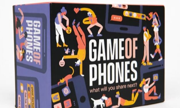 Game of Phones: Interview with Game Designers Luke Stern and Sam Wander
