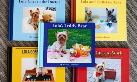 Lola the Therapy Dog: Interview with Author Marcia Goldman