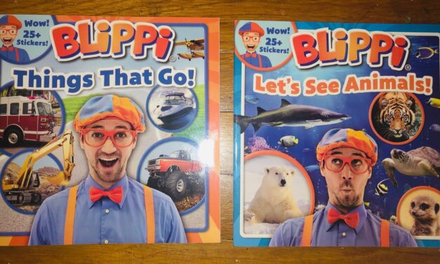 YouTuber Blippi Announces New Book Series