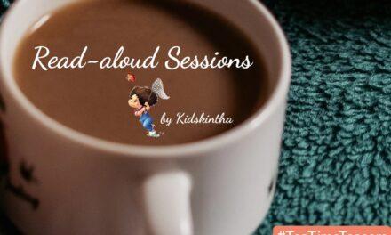 #TeaTimeTeasers: Read-Aloud & Story-Narration