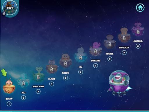 Matific Galaxy: Online math pratice platform