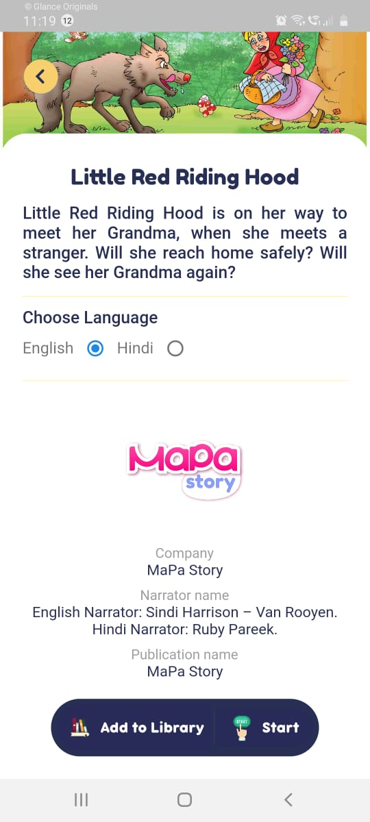 MaPa Story: Review