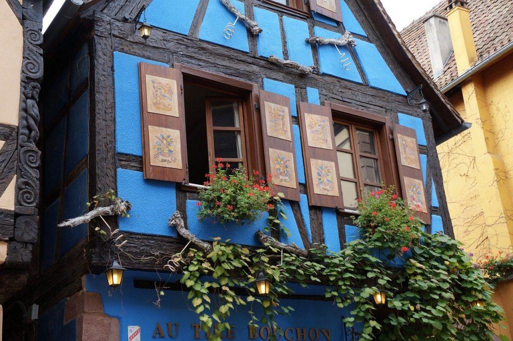 Riquewihr: European Holiday