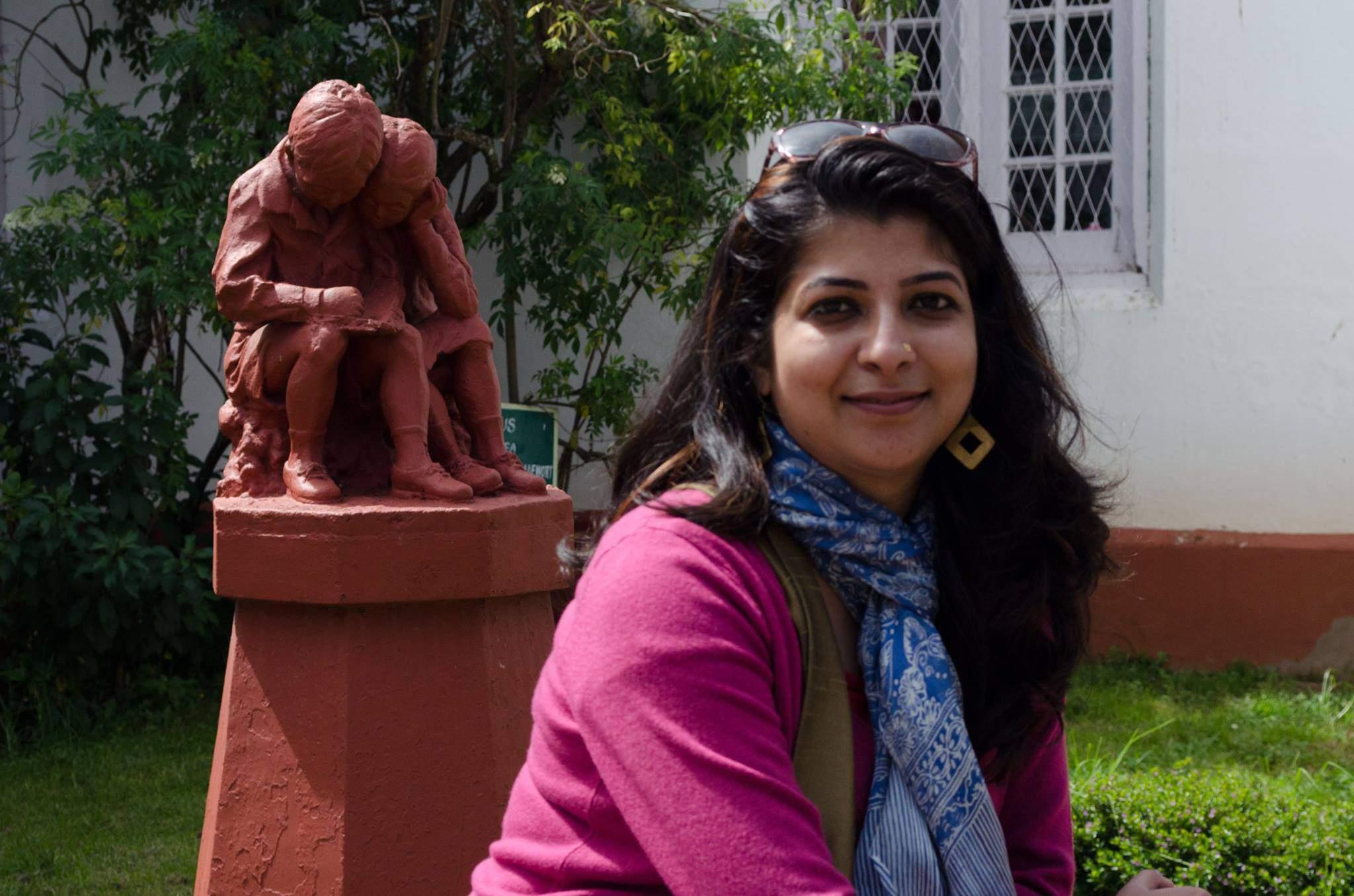 Kalyani Ganapathy- The secret life of Debbie G