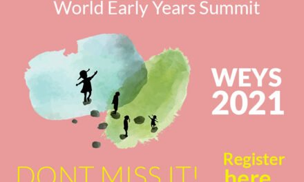 Event Alert: The World Early Years Summit Featuring Over 30 Experts On Early Childhood Development