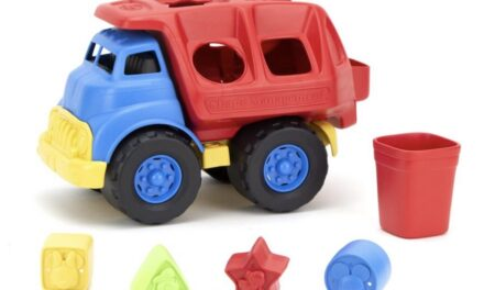 """Green Toys Releases New """"Mickey Mouse & Friends Shape Sorter Truck"""""""