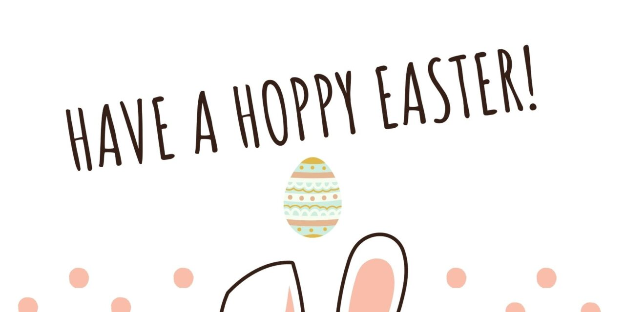 Our Top 5 picks for Easter DIY Art & Craft Activities 2021