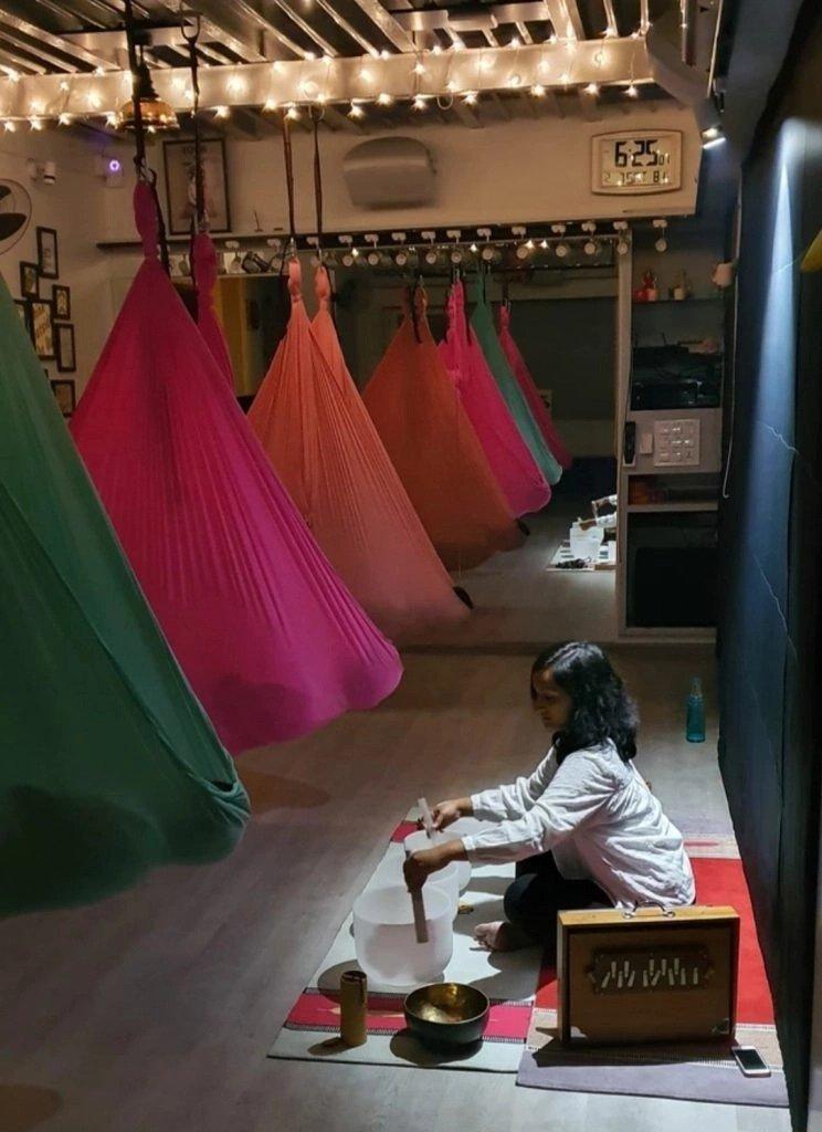 Aparna Sundar Sound Therapy for healing