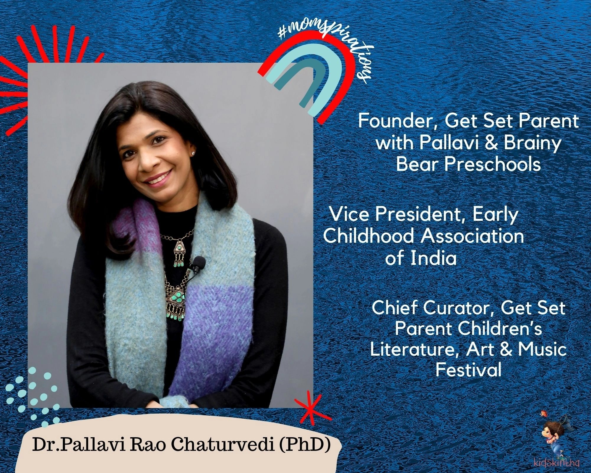 Get Set Parent with Pallavi: Momspirations feature