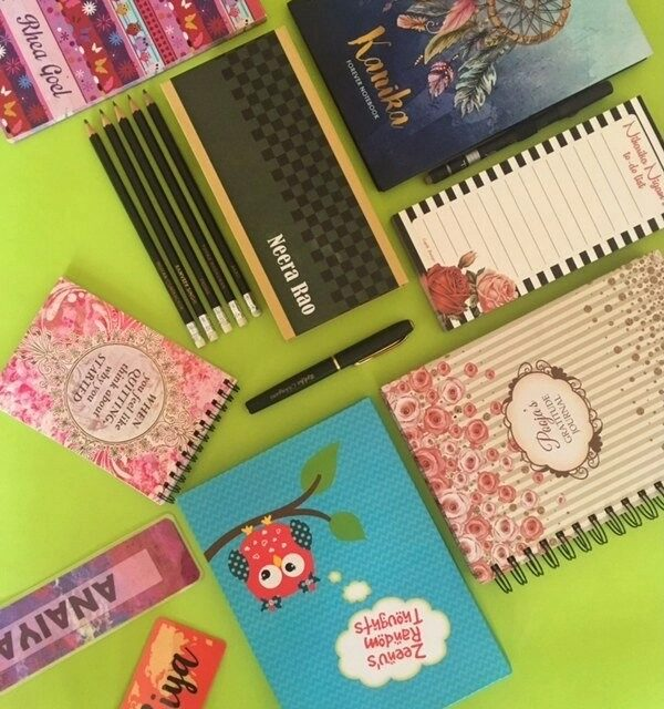 Cupik Design: Personalized Stationery & Gift Hampers that Your Kids Will Adore