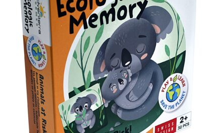 """Adventerra Games: Great New """"Ecologic Memory"""" Offerings That Aid Environmentalism"""